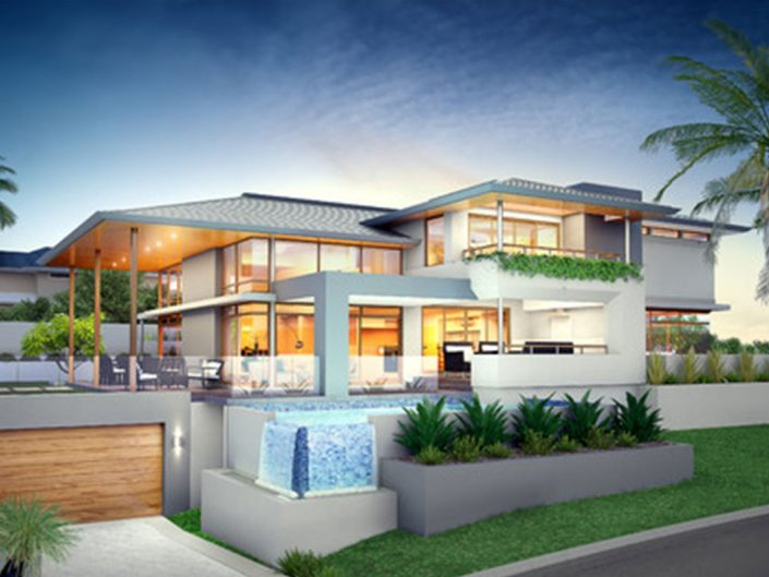 City Beach residence
