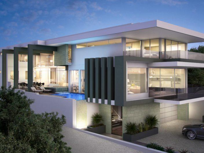 West Coast Residence
