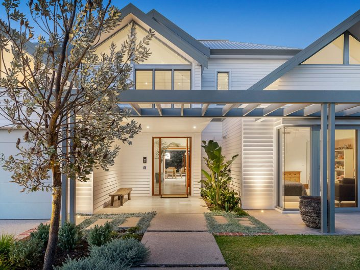 Swanbourne Beach House